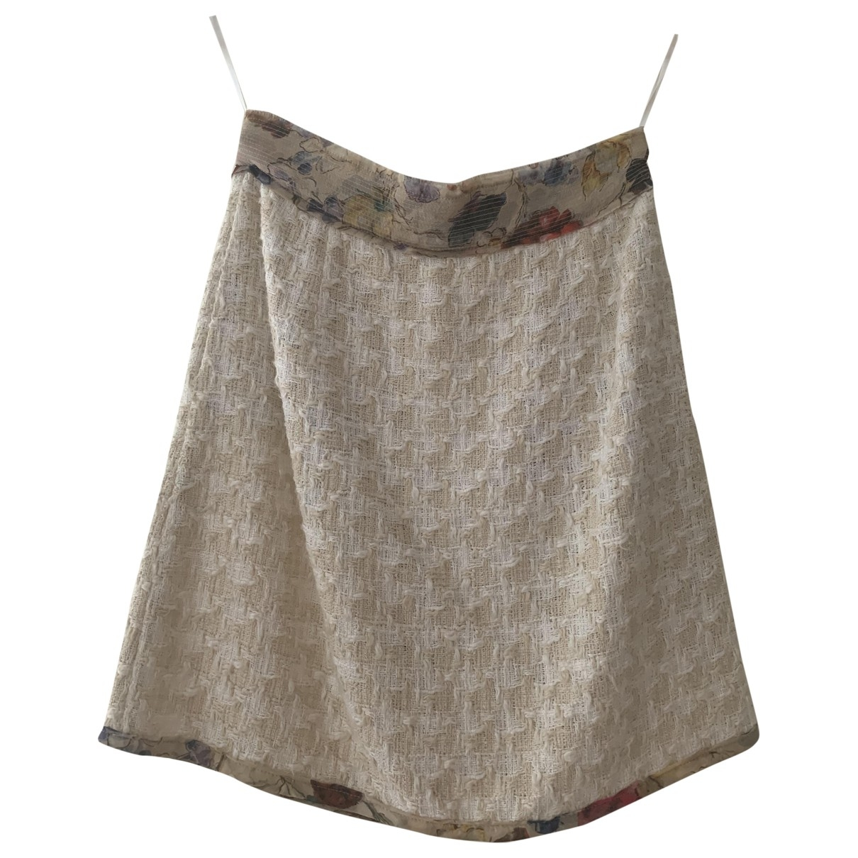 Mini falda Tweed D&g