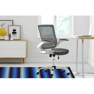 SERAPE STRIPES Office Mat By Kavka Designs (Blue)