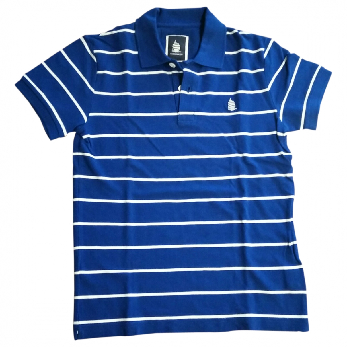 Marina Yachting \N Blue Cotton Polo shirts for Men S International