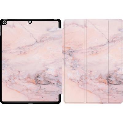 Apple iPad 9.7 (2017) Tablet Smart Case - Blush Marble von Emanuela Carratoni