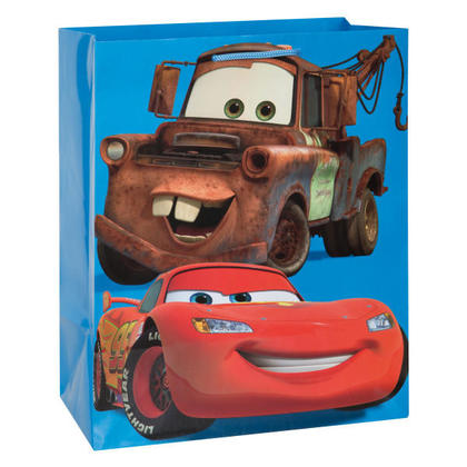 Cars 1 Large Gift Bag 11½