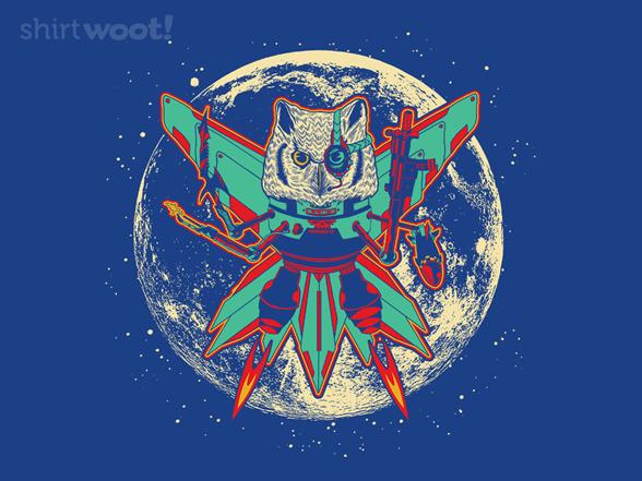The Owliminator T Shirt
