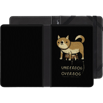 Pocketbook Touch Lux eBook Reader Huelle - Underdog Overdog von Louis Ros