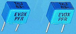 KEMET 4.7nF Polypropylene Capacitor PP 40 V ac, 63 V dc ±5% Tolerance Through Hole PFR510 Series (5)