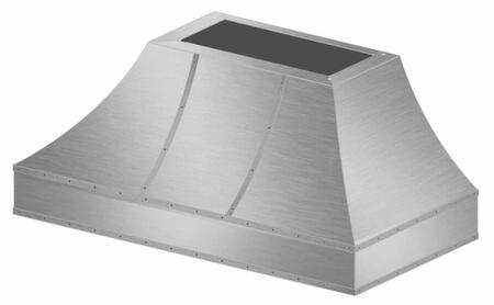 WR036MLPLTD 36 Wrangler Wall Hood with 600 CFM  Stainless Steel Baffle Filters  LED Lighting and Three-Speed Fan + Boost Feature in Stainless Steel