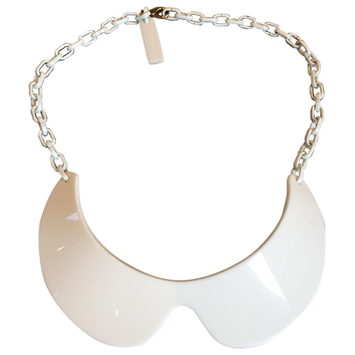 Tara Jarmon \N White necklace for Women \N
