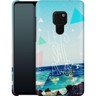 Huawei Mate 20 Smartphone Huelle - Lets Sail Away von Leah Flores