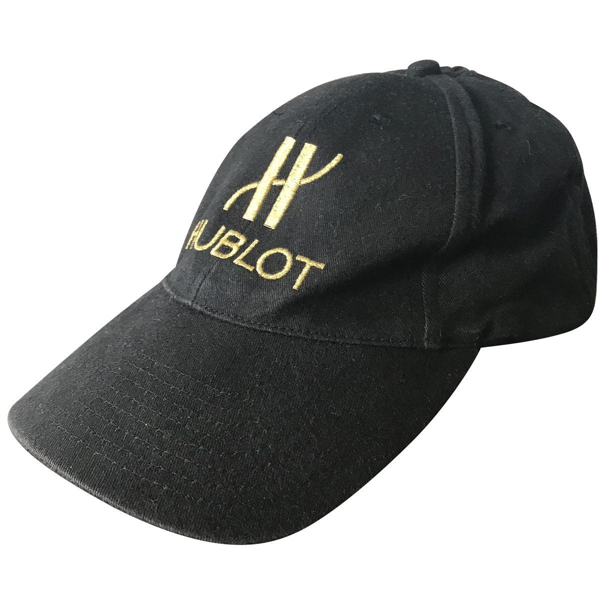 Hublot \N Black Cotton hat & pull on hat for Men 56 cm