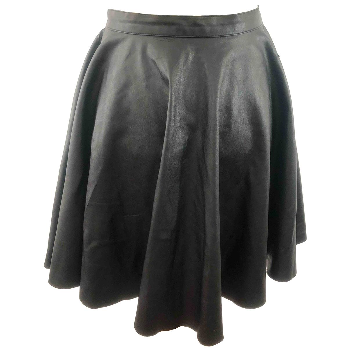 Amen Italy \N Black skirt for Women 40 IT