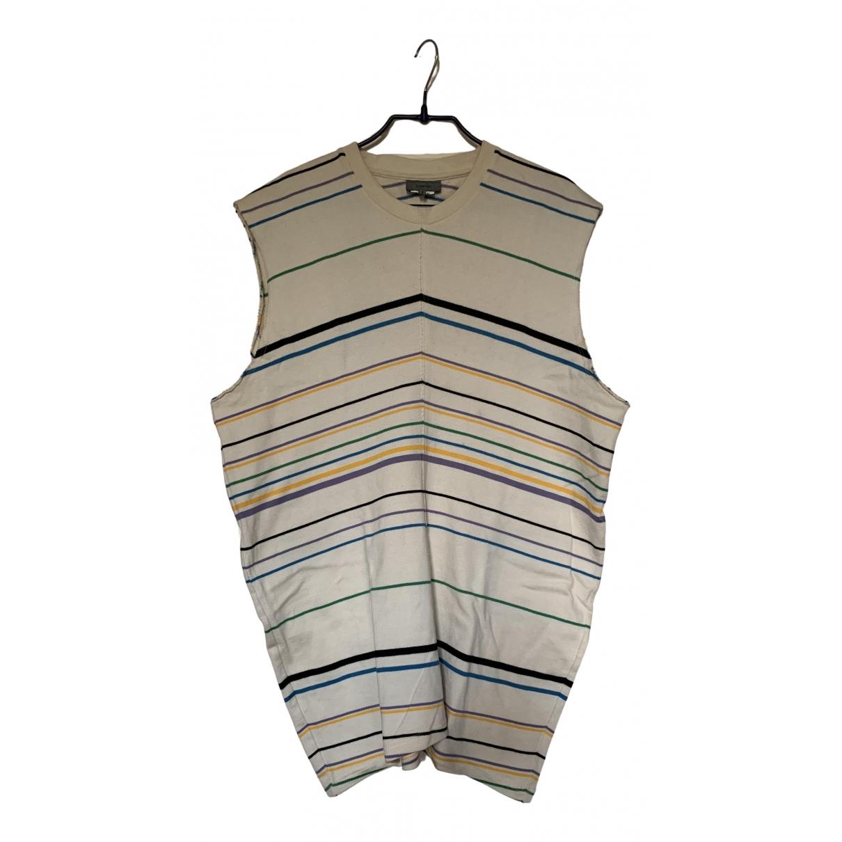 Lanvin \N Ecru Cotton Knitwear & Sweatshirts for Men S International