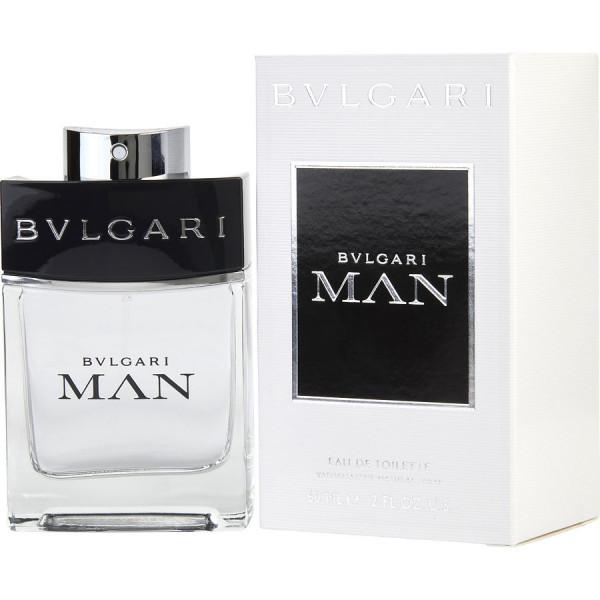Bvlgari Man - Bvlgari Eau de toilette en espray 60 ML