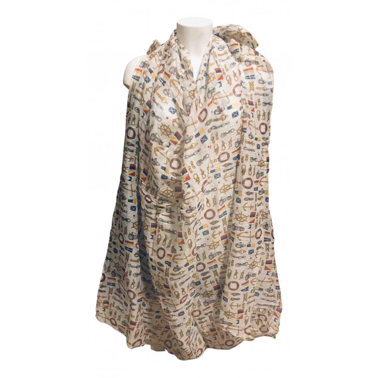 D&g - Foulard   pour femme en coton - multicolore