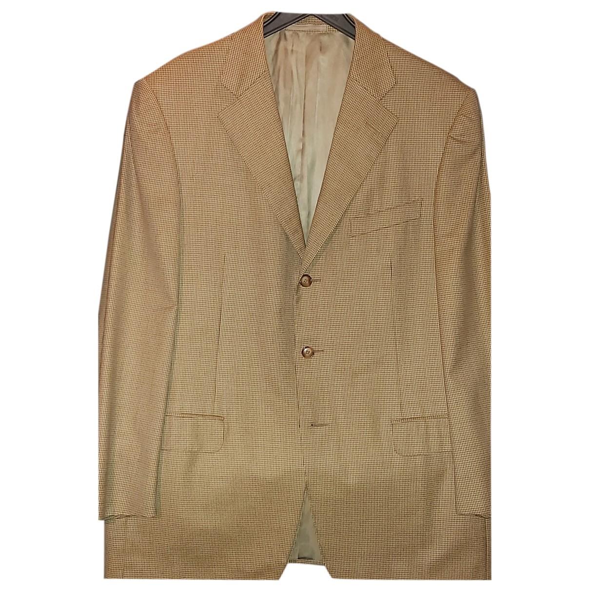 Ermenegildo Zegna N Wool jacket  for Men 54 IT