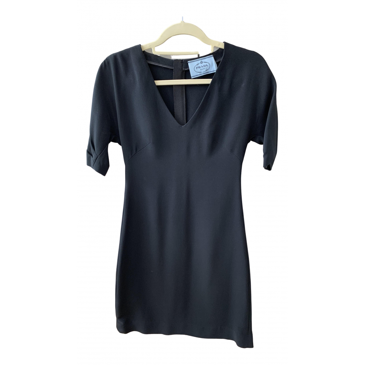 Prada N Black dress for Women 40 IT