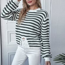 Jerseis Canale A rayas Casual