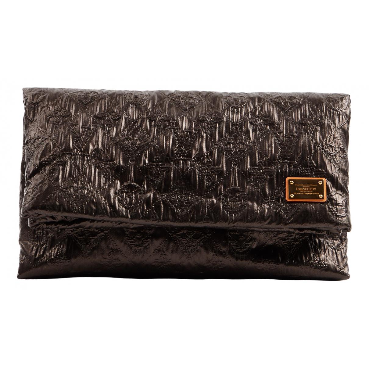 Louis Vuitton - Pochette Limelight pour femme en cuir - noir