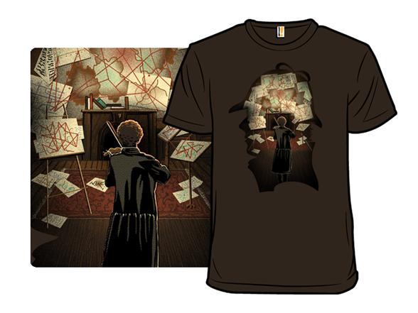 A Puzzling Mind T Shirt