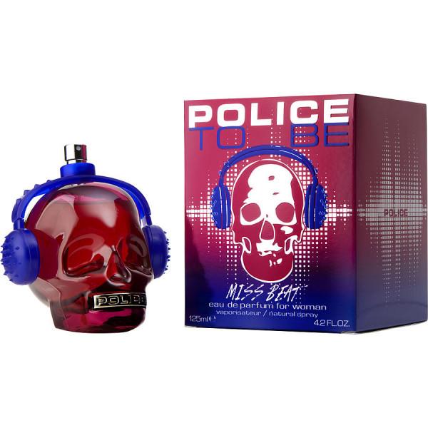 To Be Miss Beat - Police Eau de parfum 125 ml