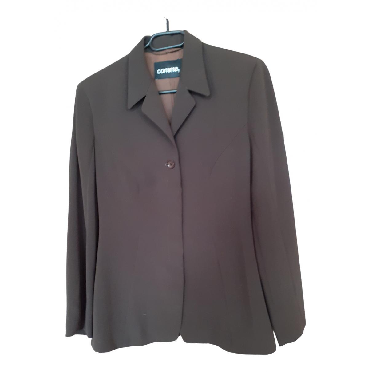 Comma \N Brown jacket for Women S International