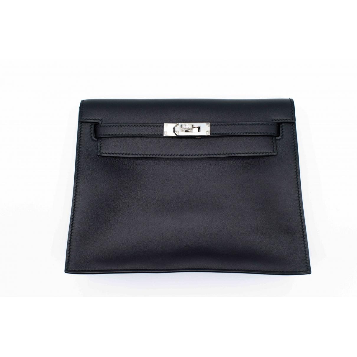 Pochette Kelly Clutch de Cuero Hermes