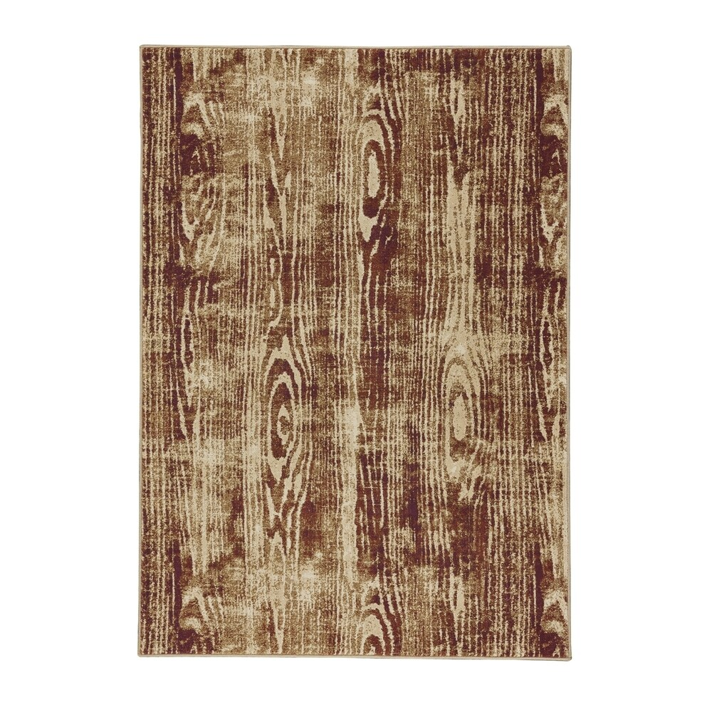 Thicket Contemporary Machine Woven Rugs (Golden 710 x 1010)