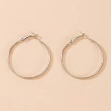 1pair Hoop Earrings