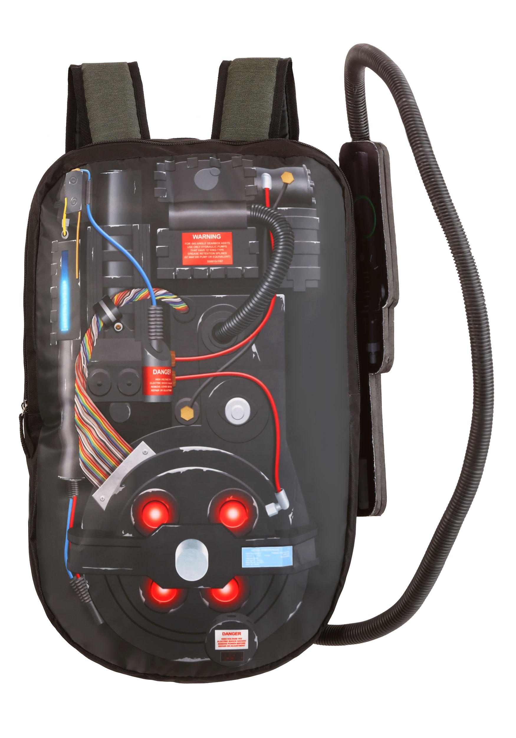 Deluxe Proton Pack w/ Wand Costume Accessory Ghostbusters
