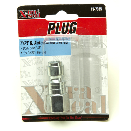 Group 31 Xtra Seal  15-7335 - G Automotive Style 3/8ft Bdy 1/4in Np...