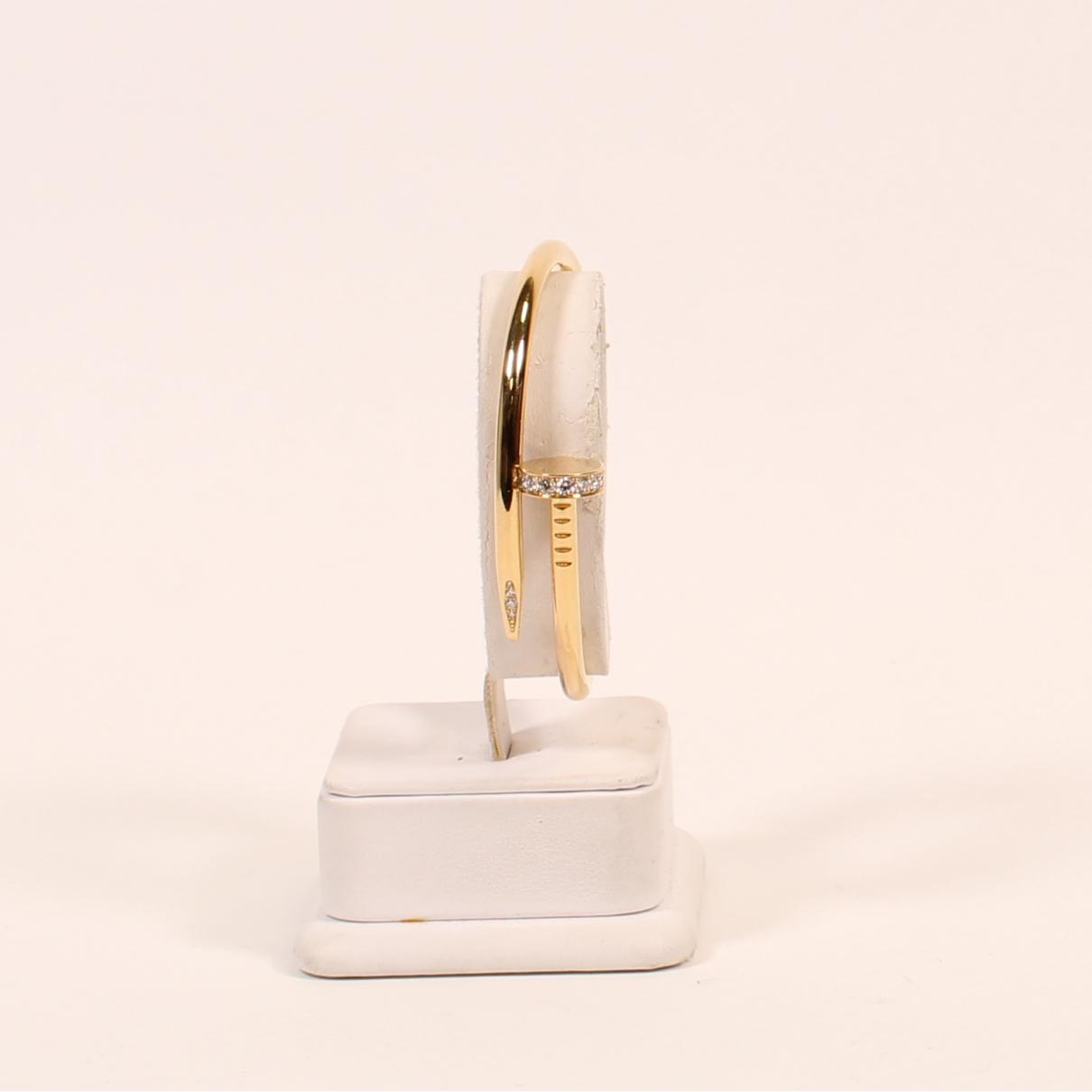 Pulsera Juste un Clou de Oro amarillo Cartier