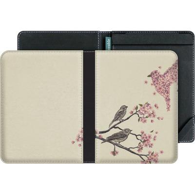 tolino vision 2 eBook Reader Huelle - Blossom Bird von Terry Fan
