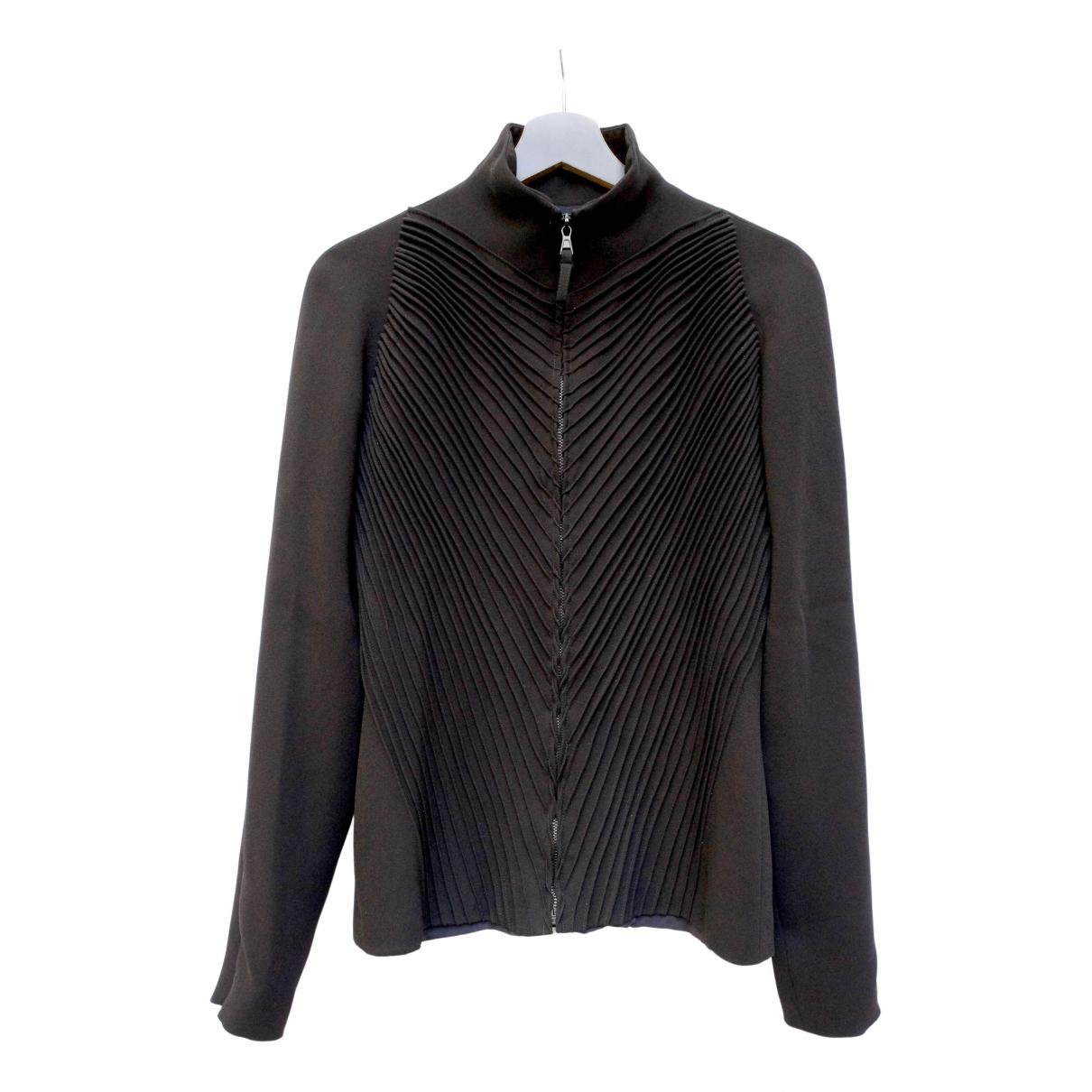 Jean Paul Gaultier N Black jacket for Women M International