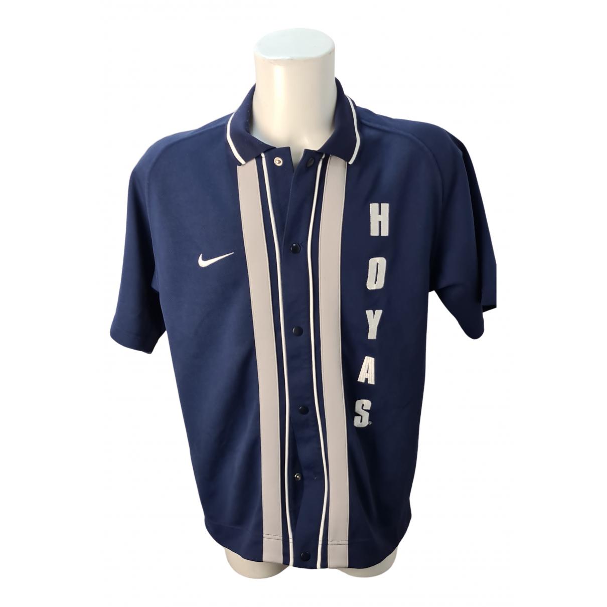 Nike N Blue Shirts for Men S International