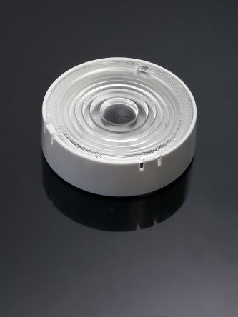 Ledil FN15970_RONDA-S-C, Ronda Series LED Optic & Holder Kit, 25 ° Spot Beam