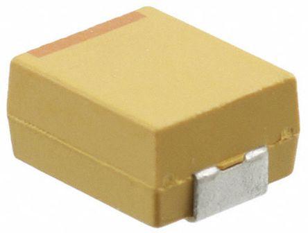 AVX Tantalum Capacitor 1000μF 6.3V dc Electrolytic Solid, TPS (400)