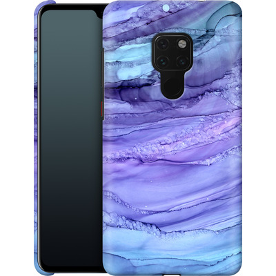 Huawei Mate 20 Smartphone Huelle - Mermaid Marble von Becky Starsmore