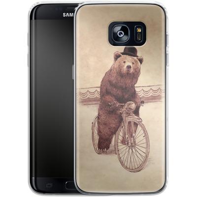 Samsung Galaxy S7 Edge Silikon Handyhuelle - Barnabus von Eric Fan