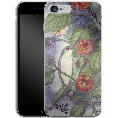 Apple iPhone 6 Plus Silikon Handyhuelle - Mary Layton - Flying birds von TATE and CO