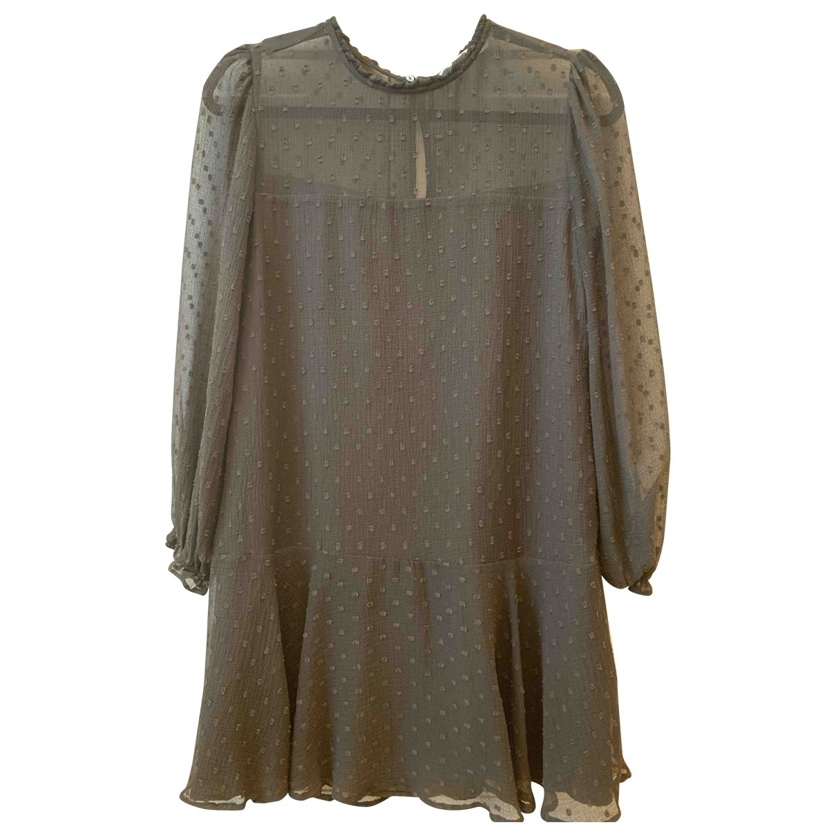 Zara \N Khaki dress for Women S International