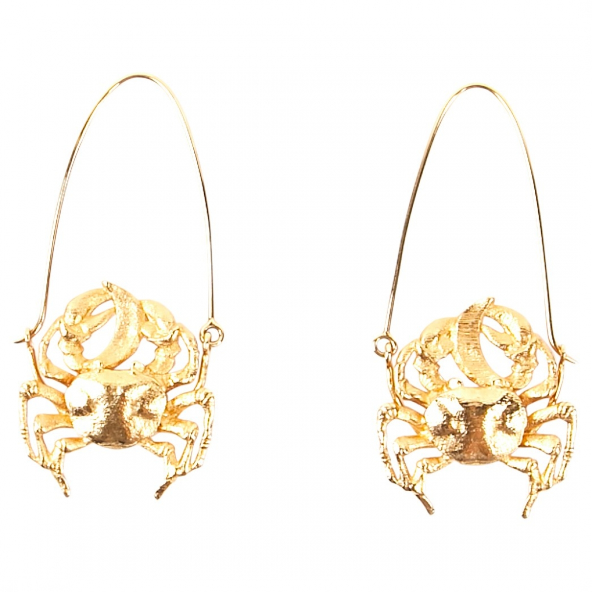 Givenchy \N OhrRing in  Gold Metall