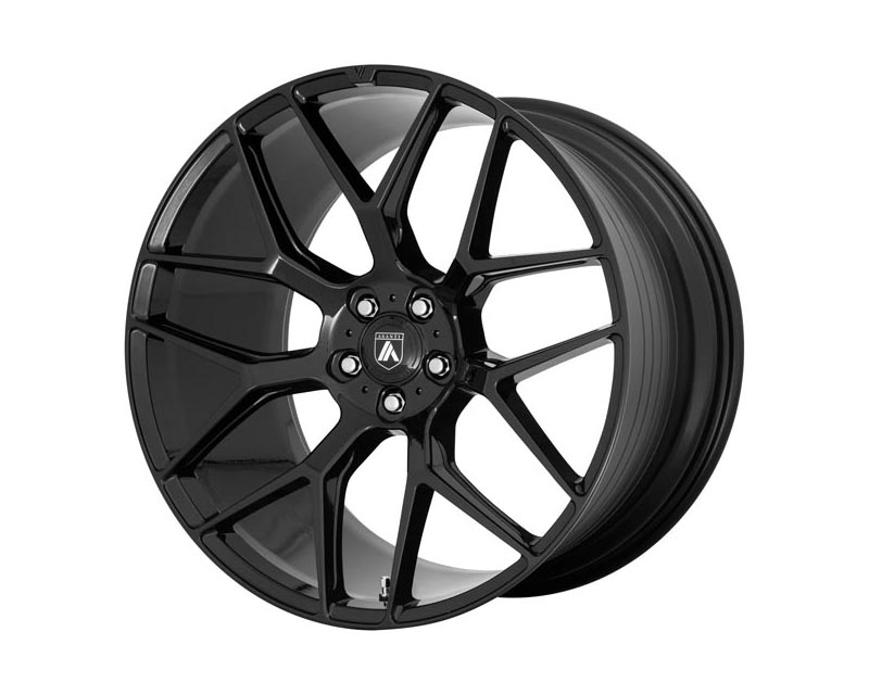 Asanti ABL27-22901232BK Black Dynasty Wheel 22x9 5X4.5 32mm Gloss Black