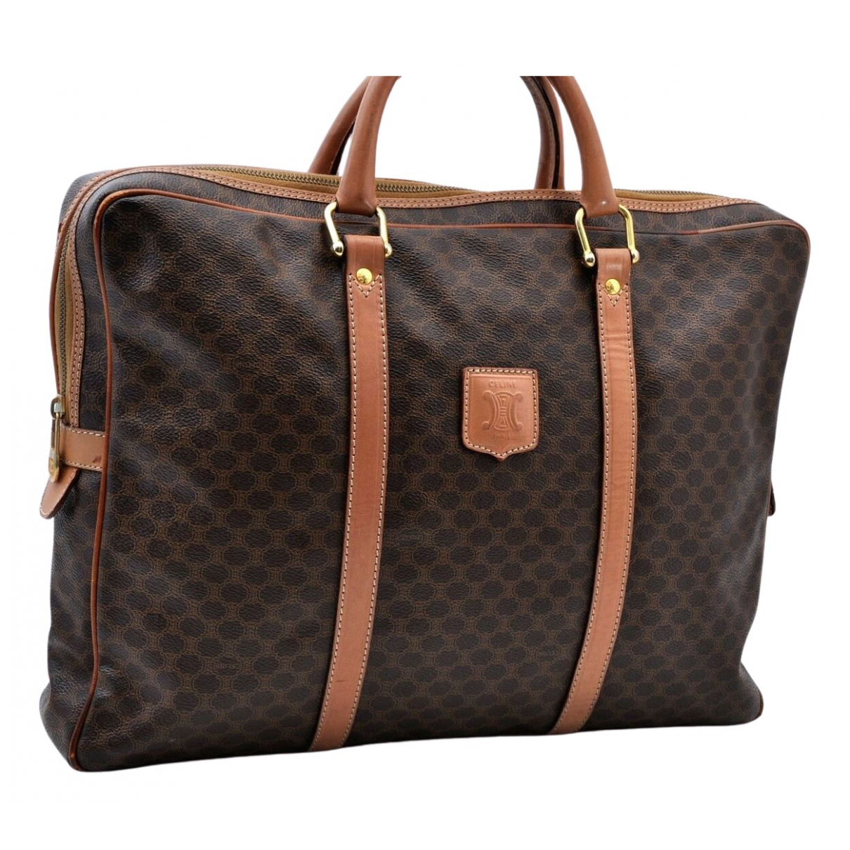 Celine \N Brown handbag for Women \N