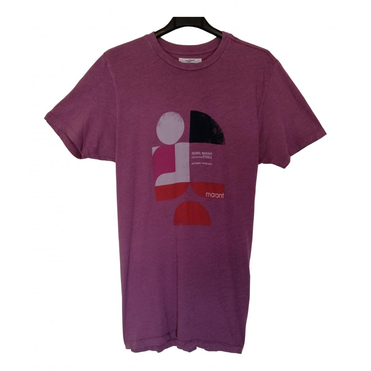 Isabel Marant Etoile - Top   pour femme en coton - rose