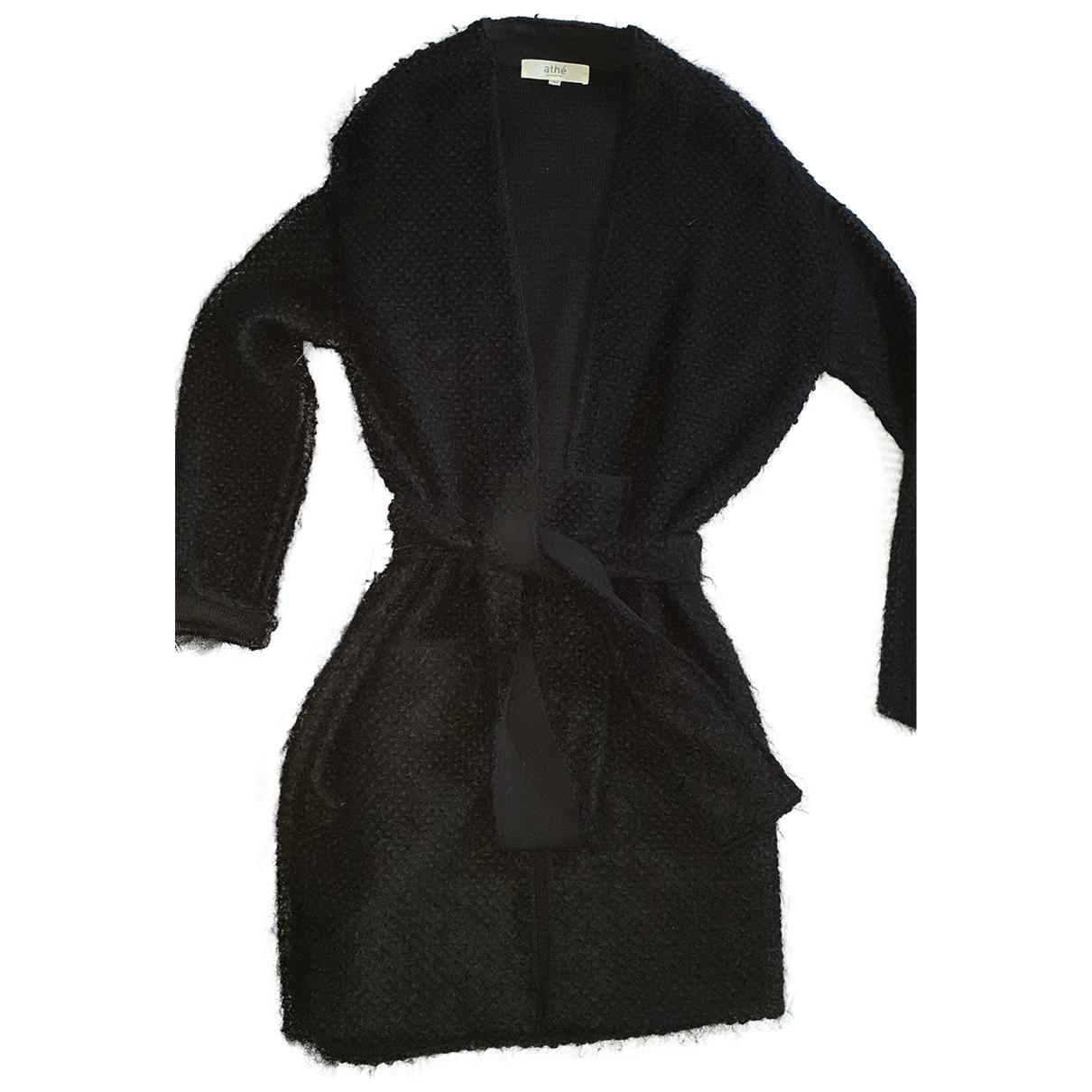 Vanessa Bruno Athe \N Black Cashmere jacket for Women S International