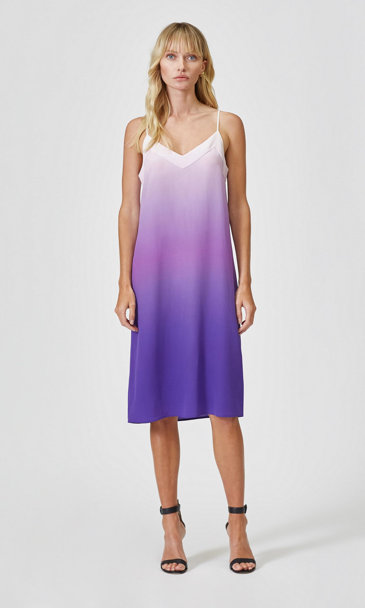 Jules Silk Slip Dress by Equipment