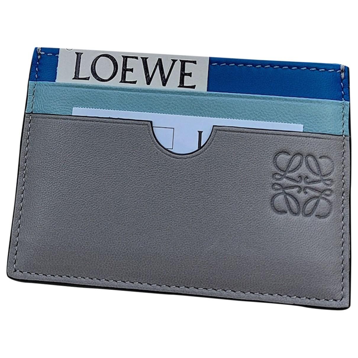 Tarjetero Loewe