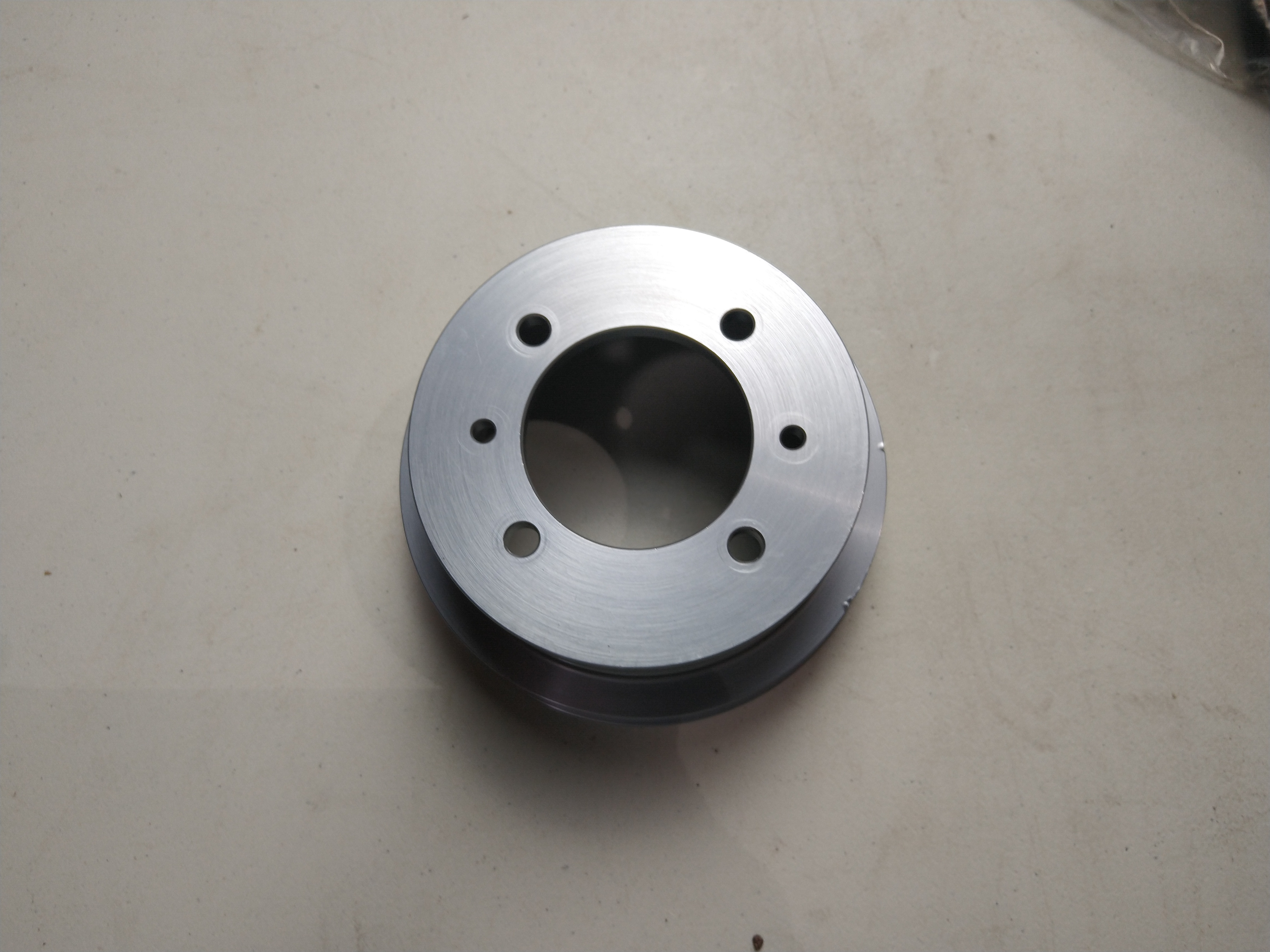 Agency Power 392988683471 Lightweight Crank Pulley Mazda RX-8 04-11 CLEARANCE