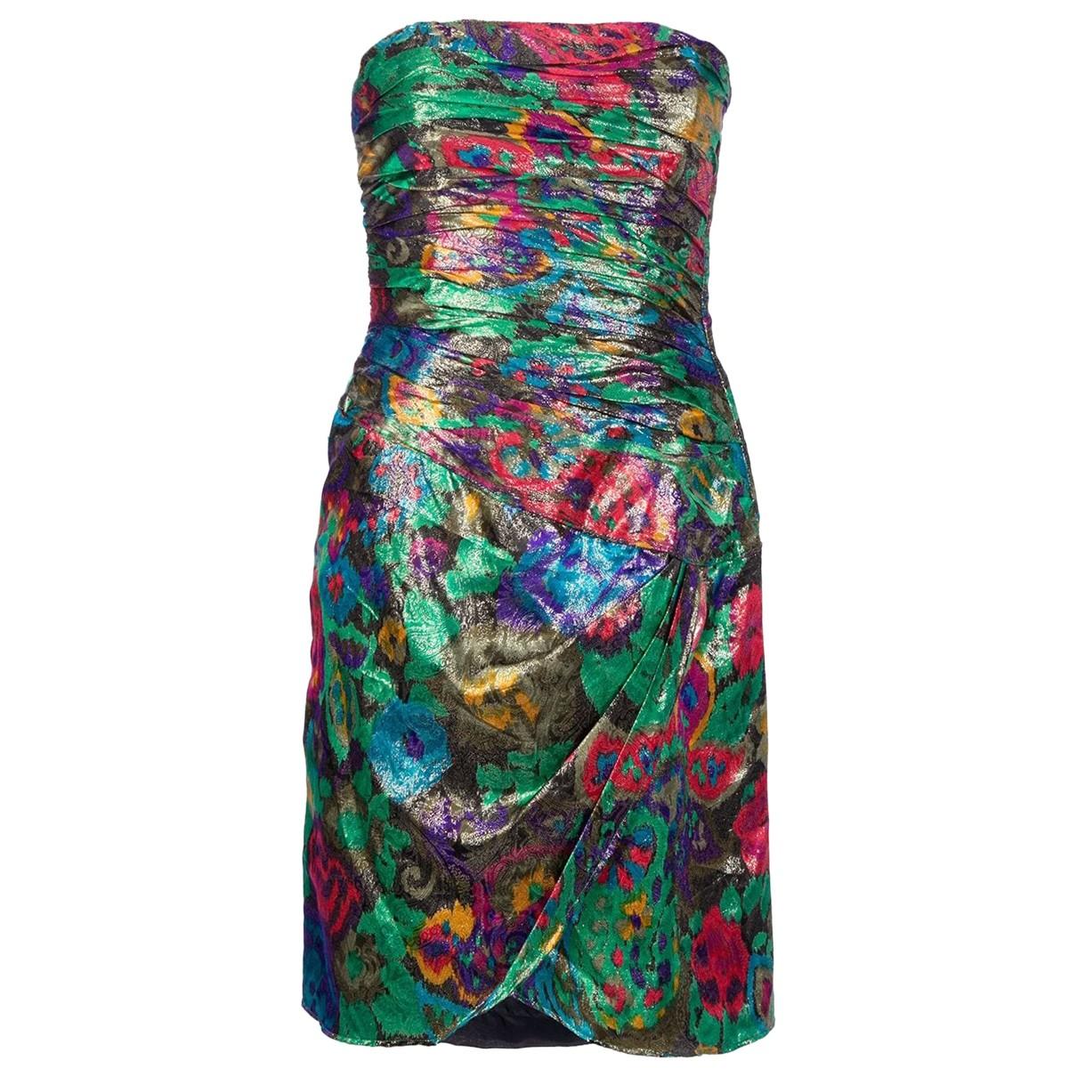 Mini vestido Escada