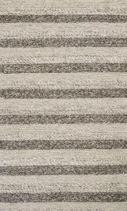 349793 5' x 7' Wool Gray/White Area