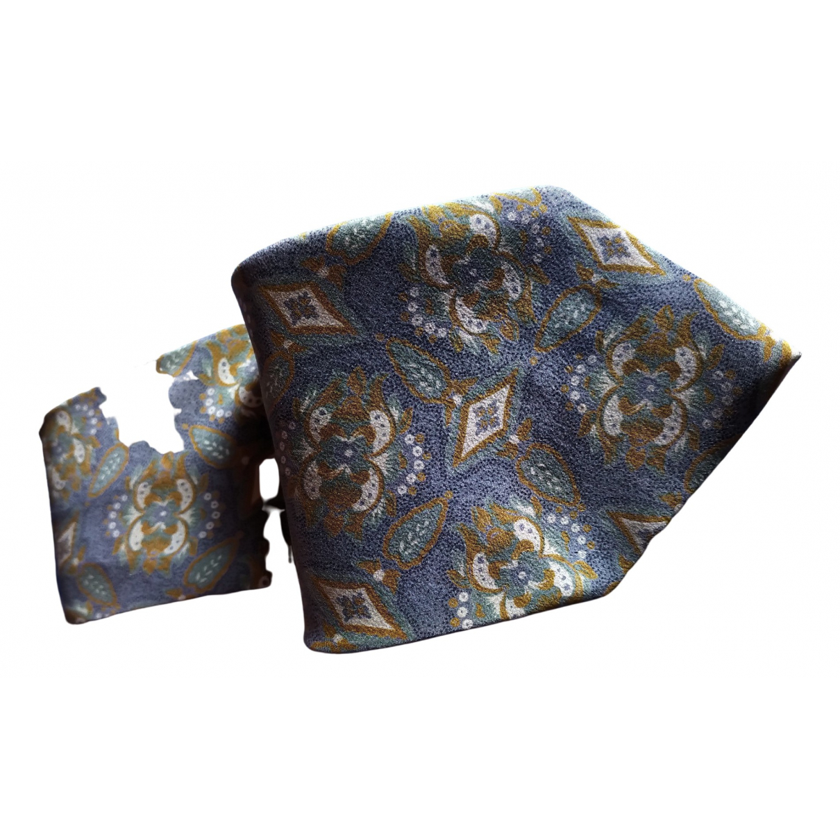 Moschino \N Multicolour Silk Ties for Men \N