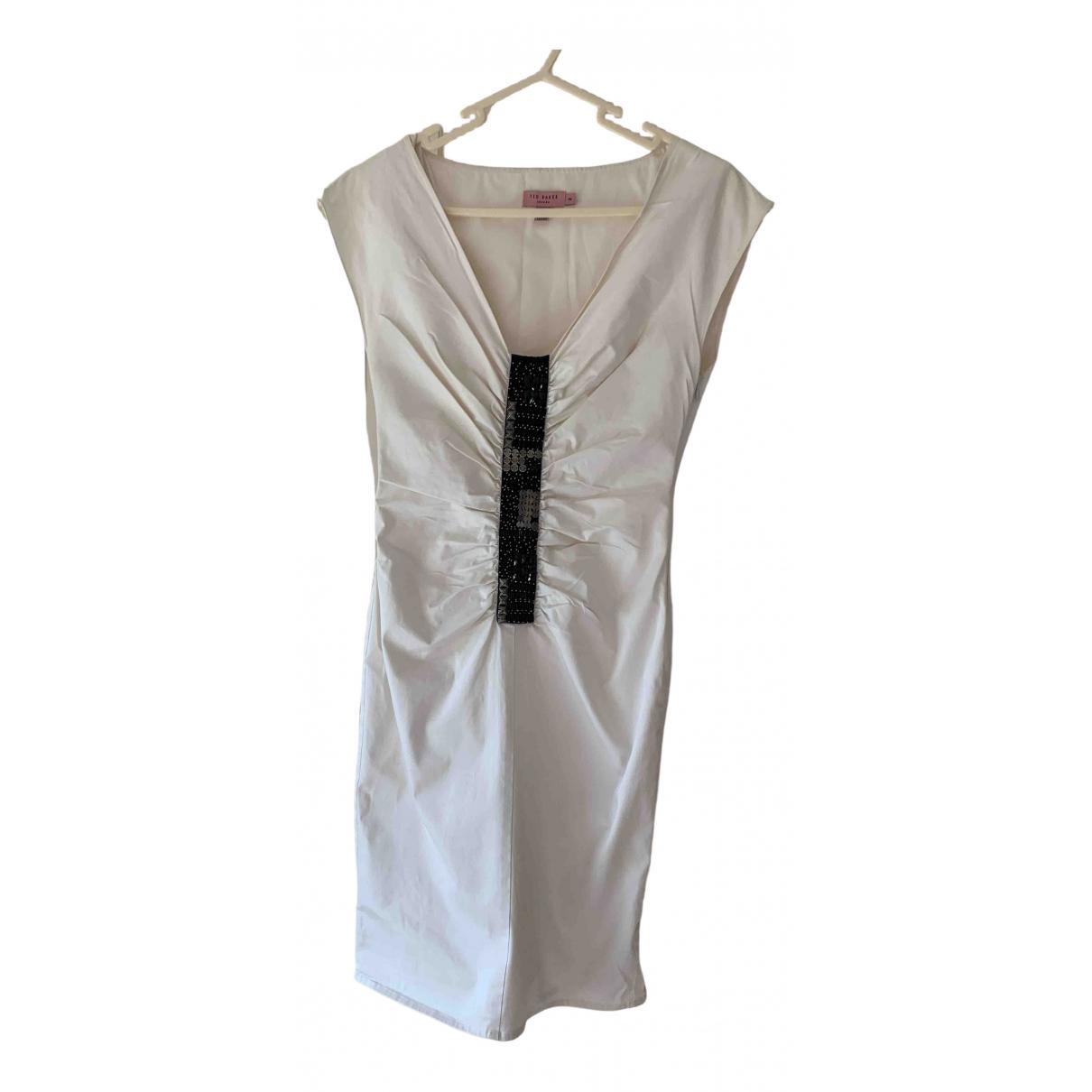 Ted Baker - Robe   pour femme en coton